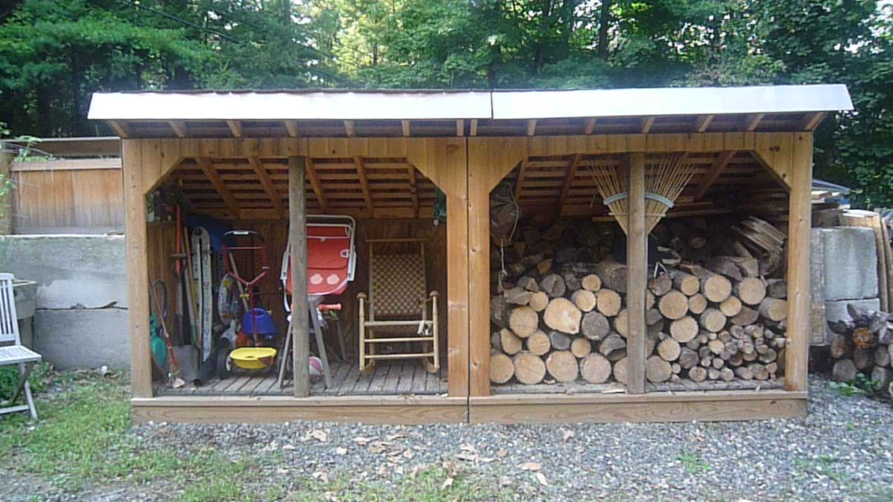 Lean To Shed Design